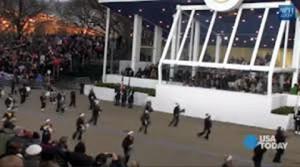 2013 inauguration parade