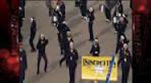 Isiserettes @ 2013 Inaugural Parade