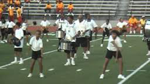 Isiserettes @ Metro Youth Group Drill Team Exhibition